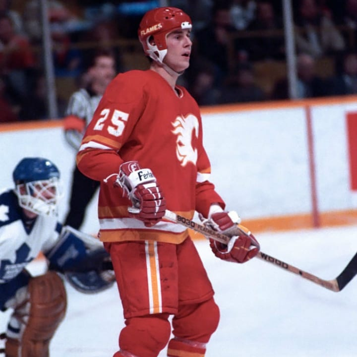 Joe Nieuwendyk, NHL Hall of Fame