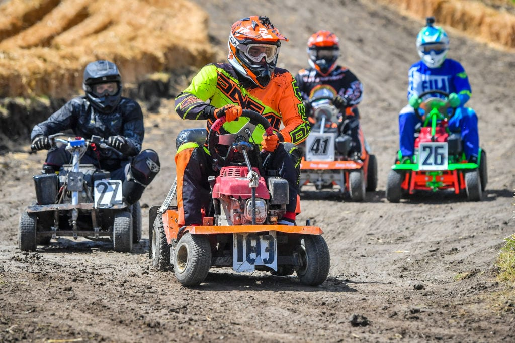 lawn mower racing championships
