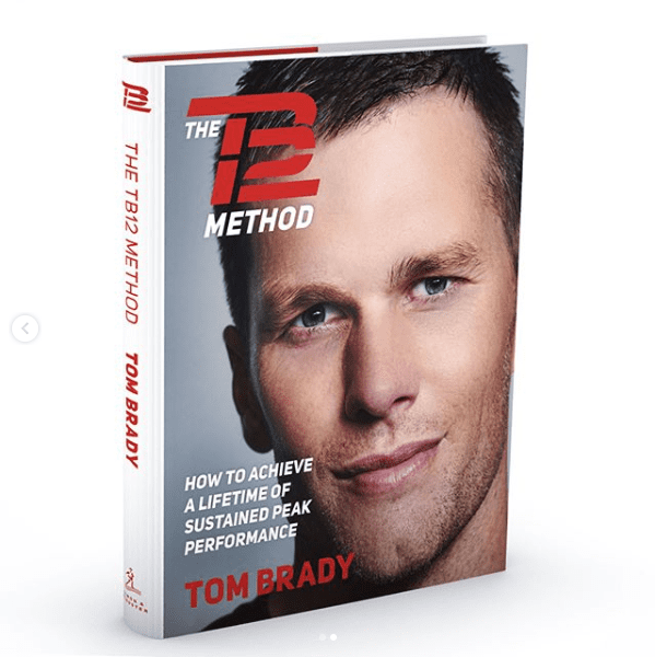 Tom Brady TB 12 method