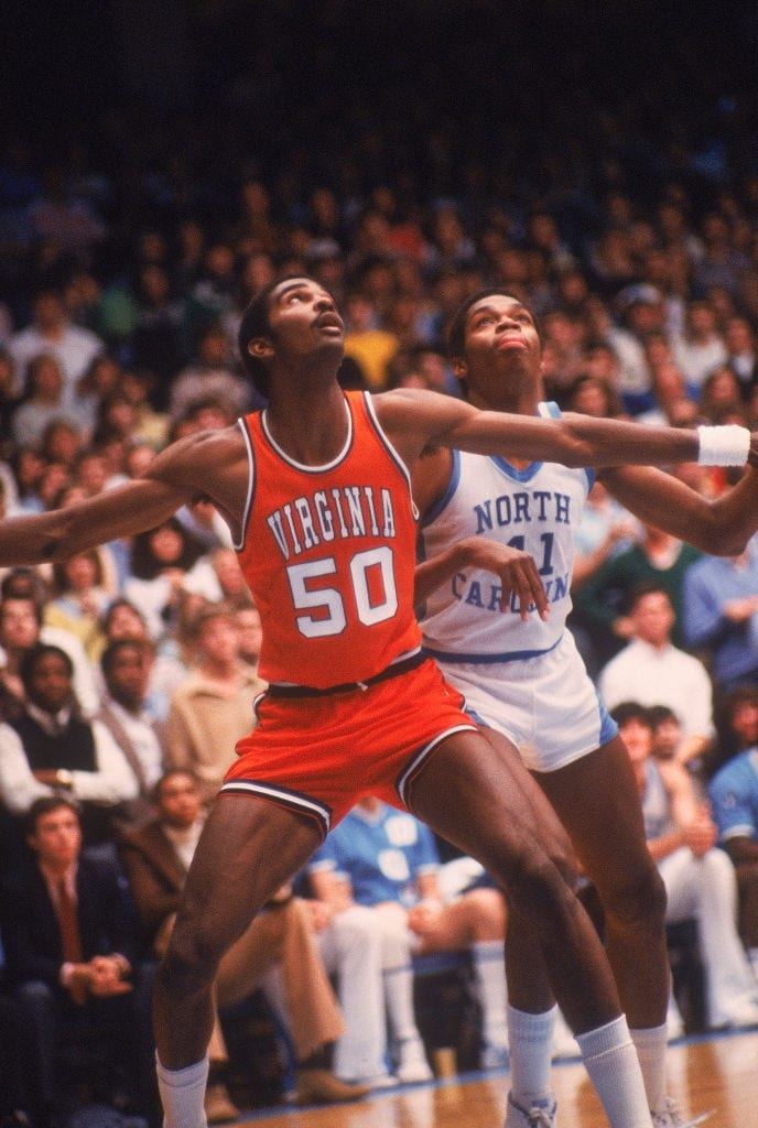 Ralph Sampson Virginia Cavaliers