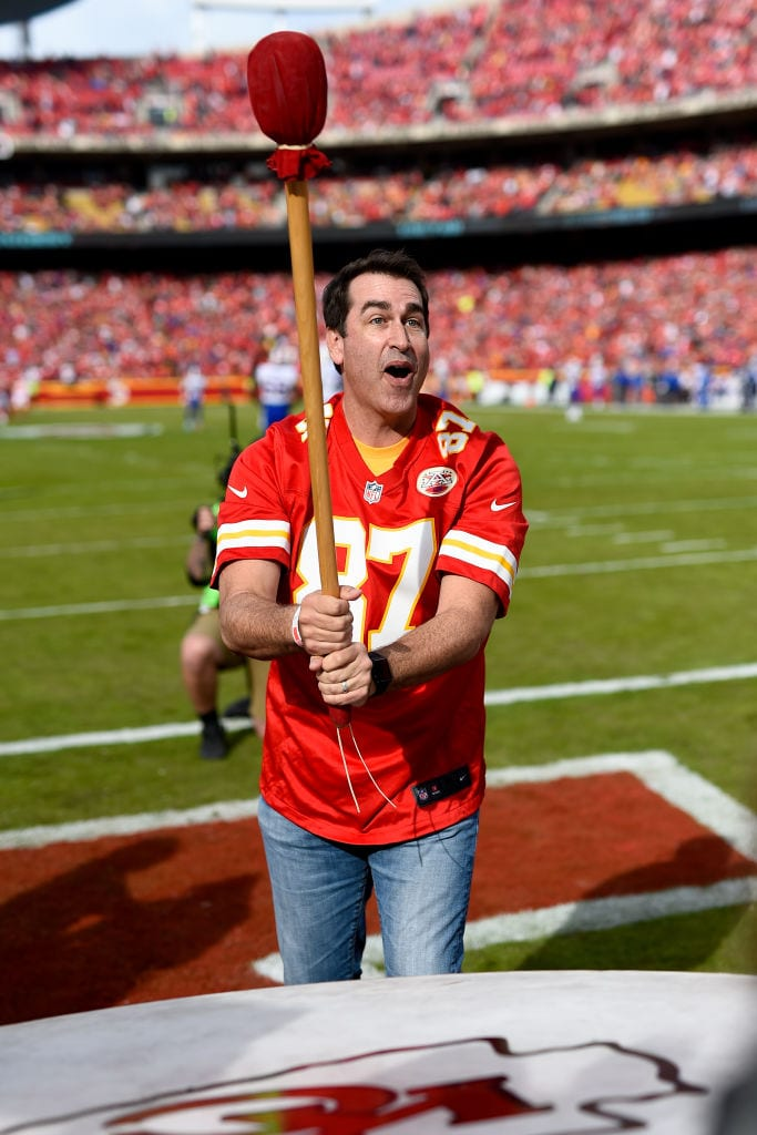 rob riggle kansas city chiefs