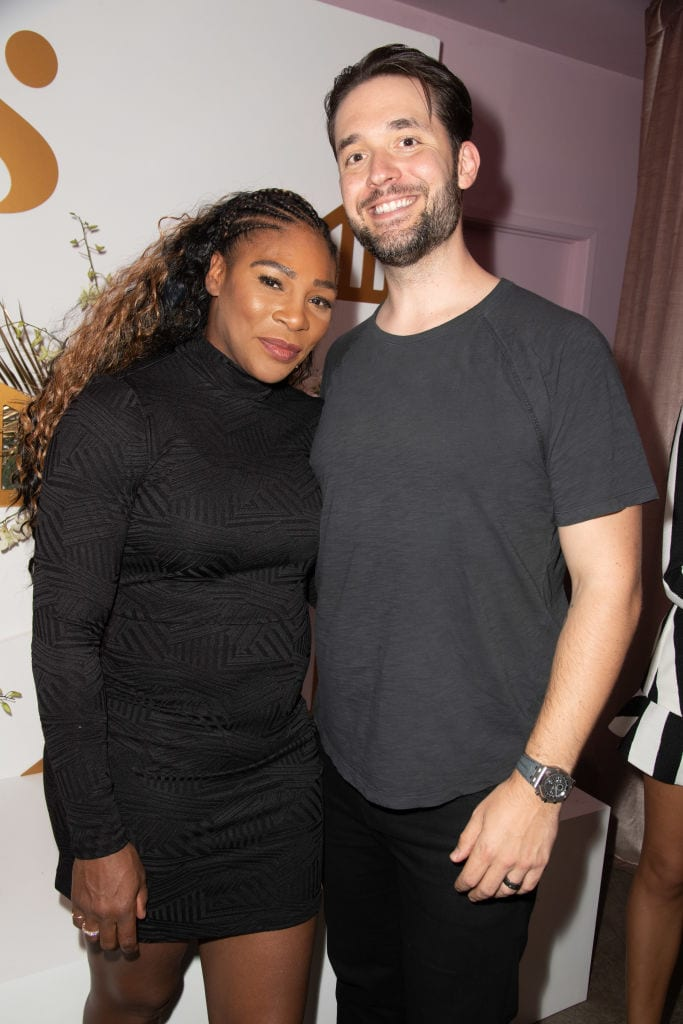 Serena Williams husband