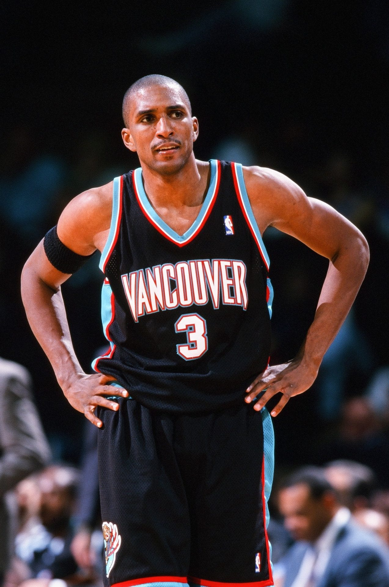 shareef abdur rahim vancouver grizzlies