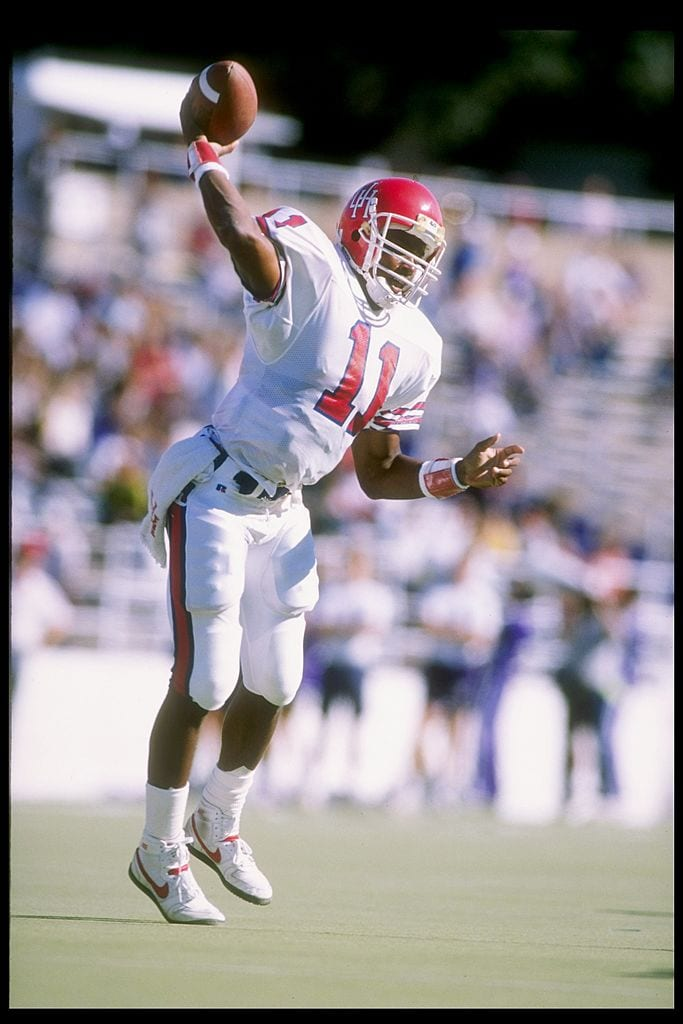 Andre Ware Houston Cougars