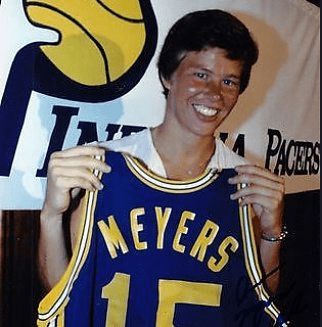 ann meyers pacers