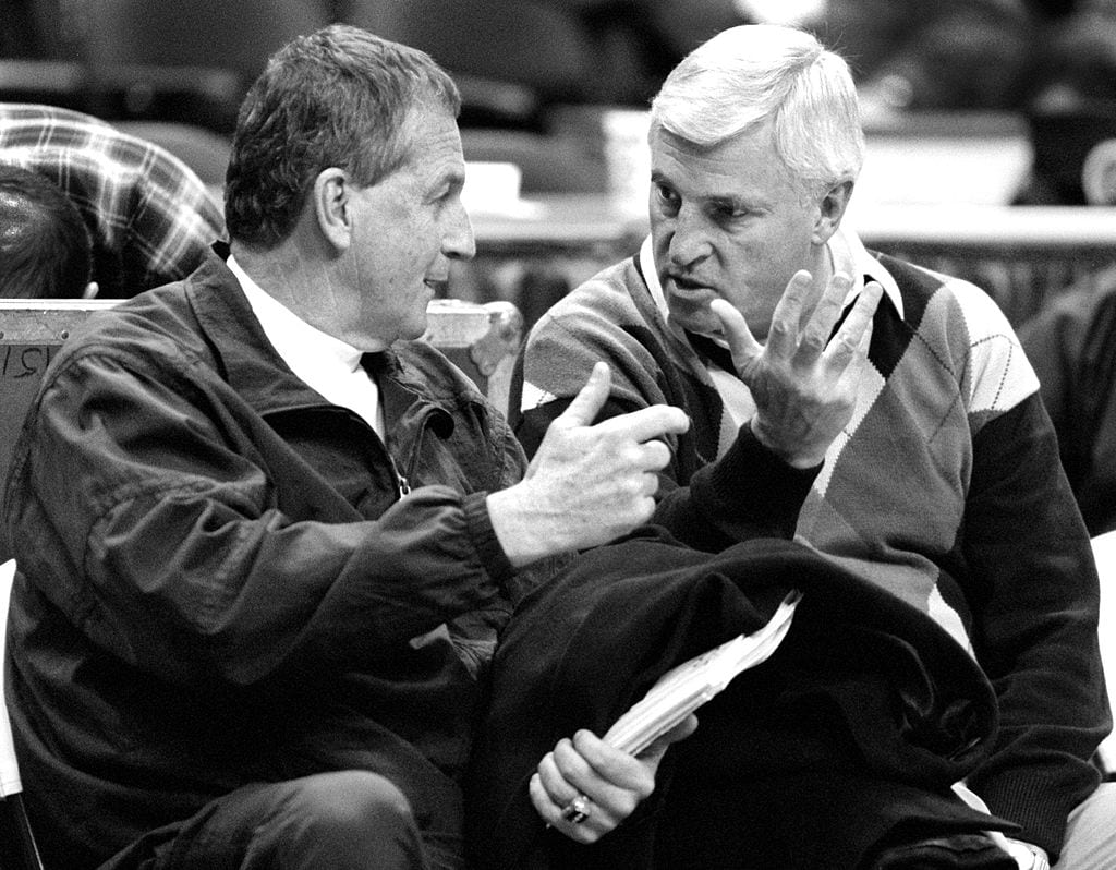 bobby knight indiana chair throw