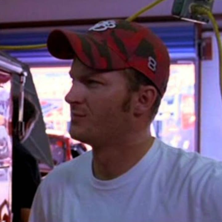 Dale Earnhardt Jr. in Talladega Nights