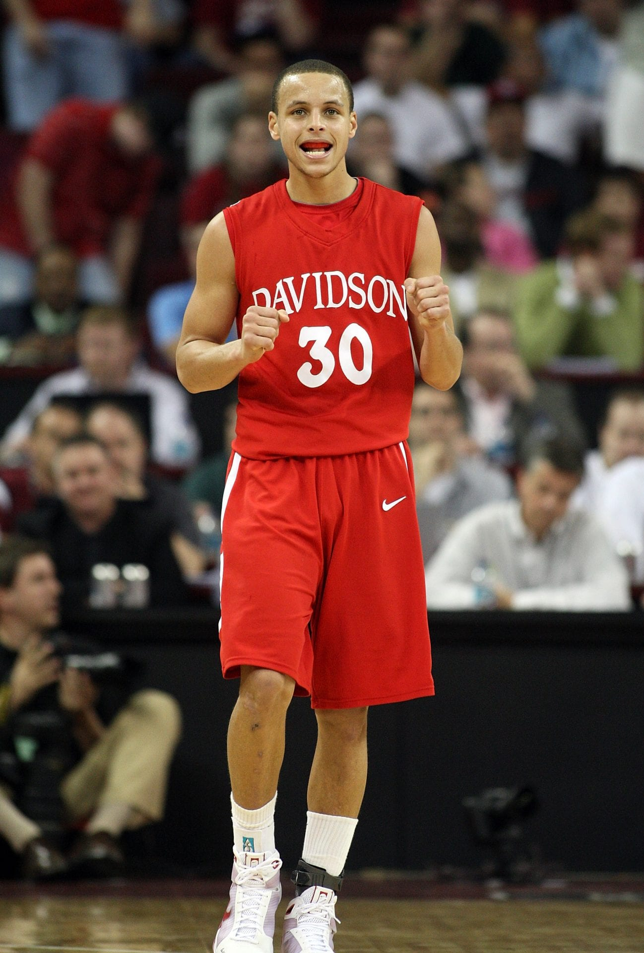 Steph Curry Davidson College