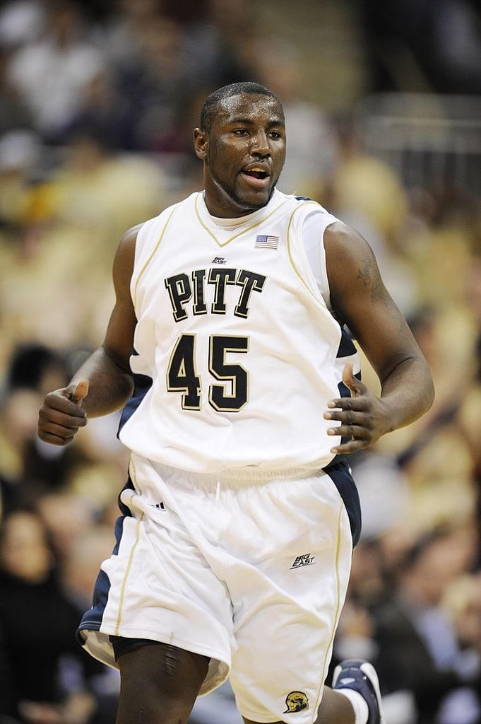 DeJuan Blair Pitt Panthers