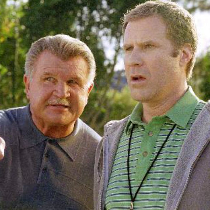 Mike Ditka in Kicking and Screaming
