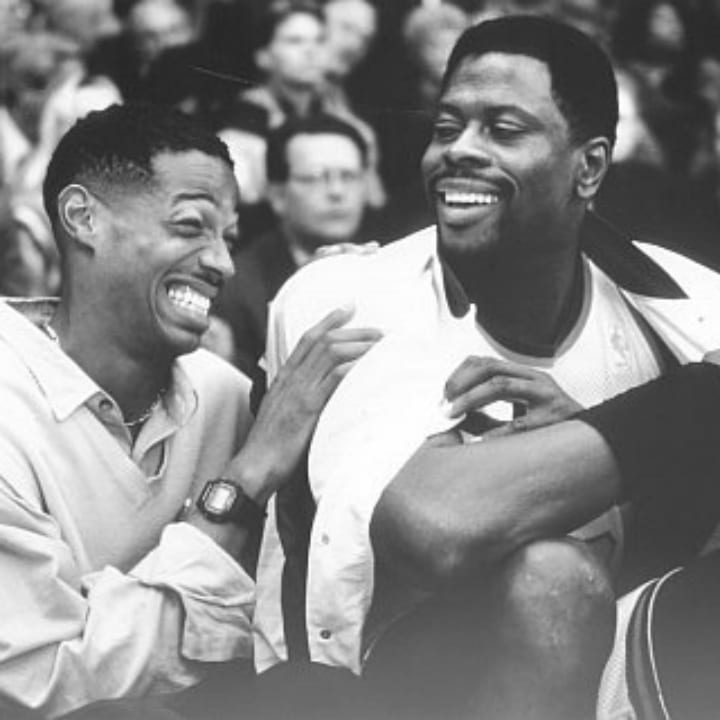 Patrick Ewing in Senseless