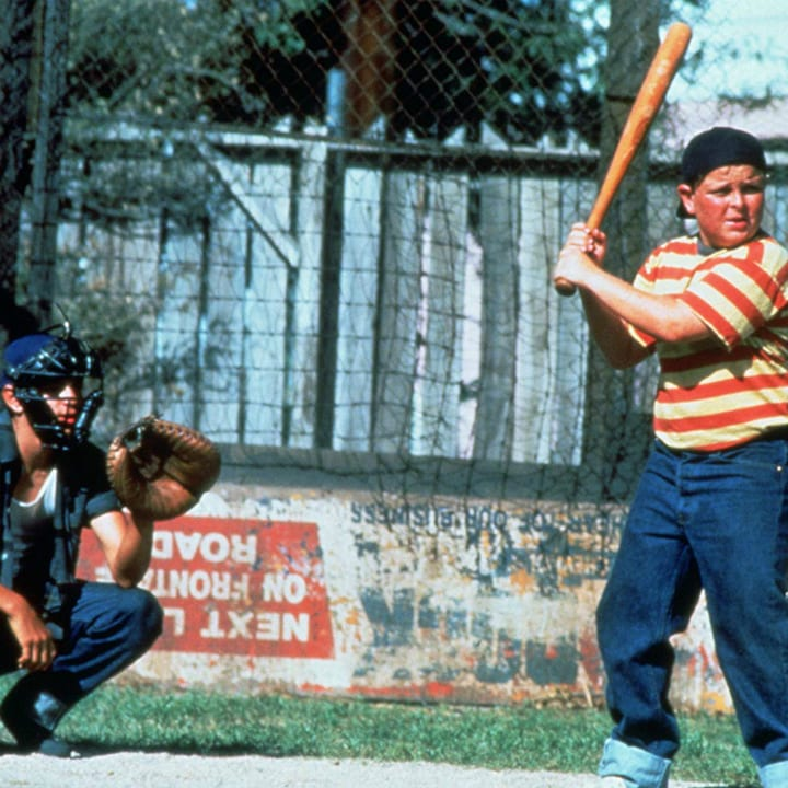 """The Sandlot"" set"