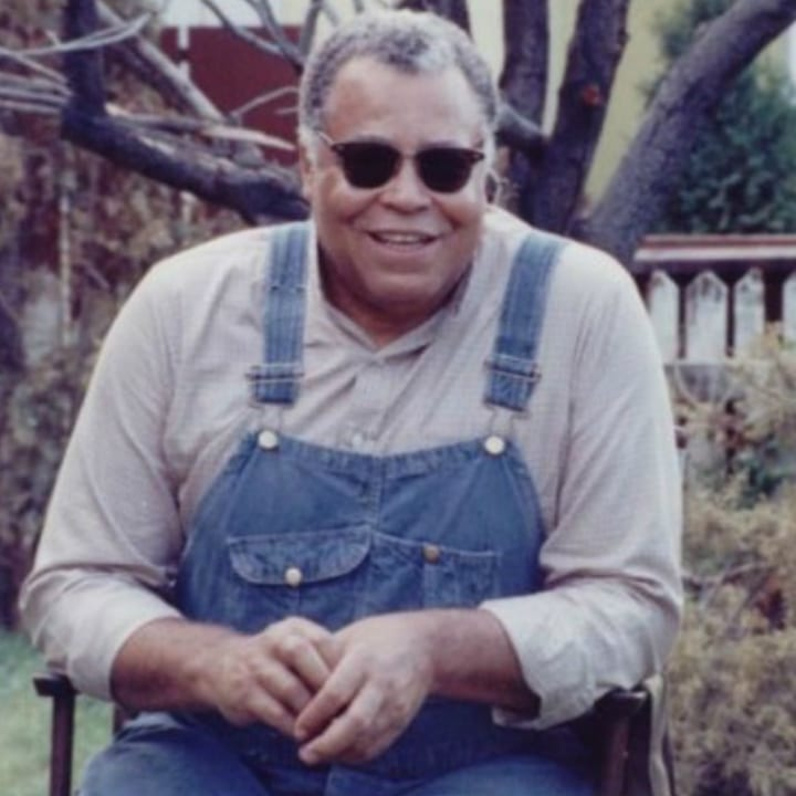 "James Earl Jones in ""The Sandlot"""