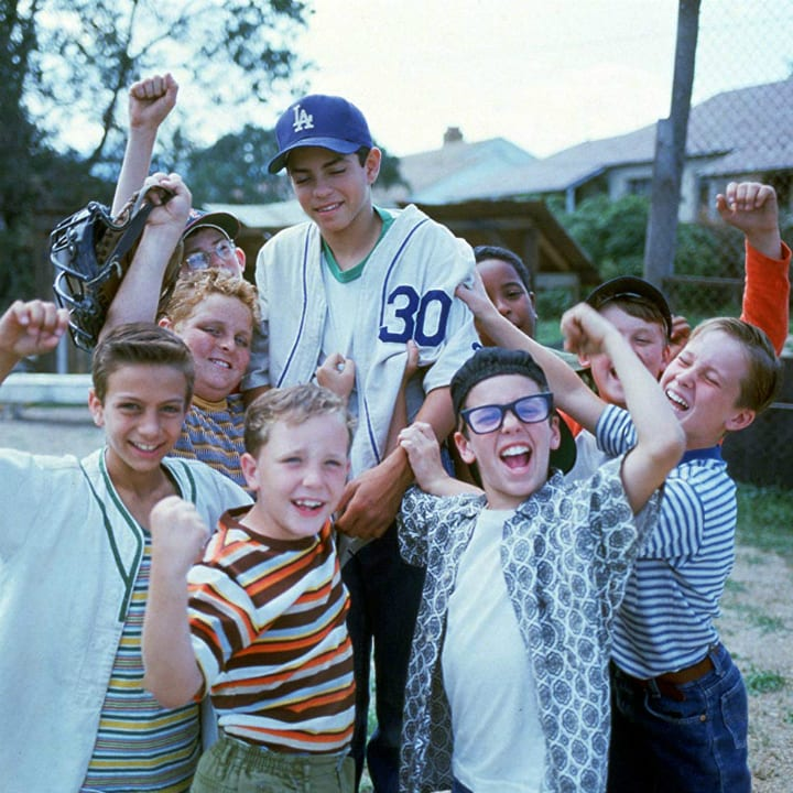 """The Sandlot"" cast"