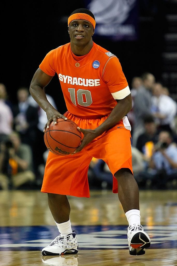 Syracuse Orangemen basketball