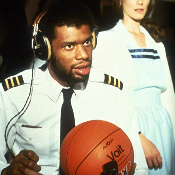 Kareem Abdul-Jabbar in Airplane!