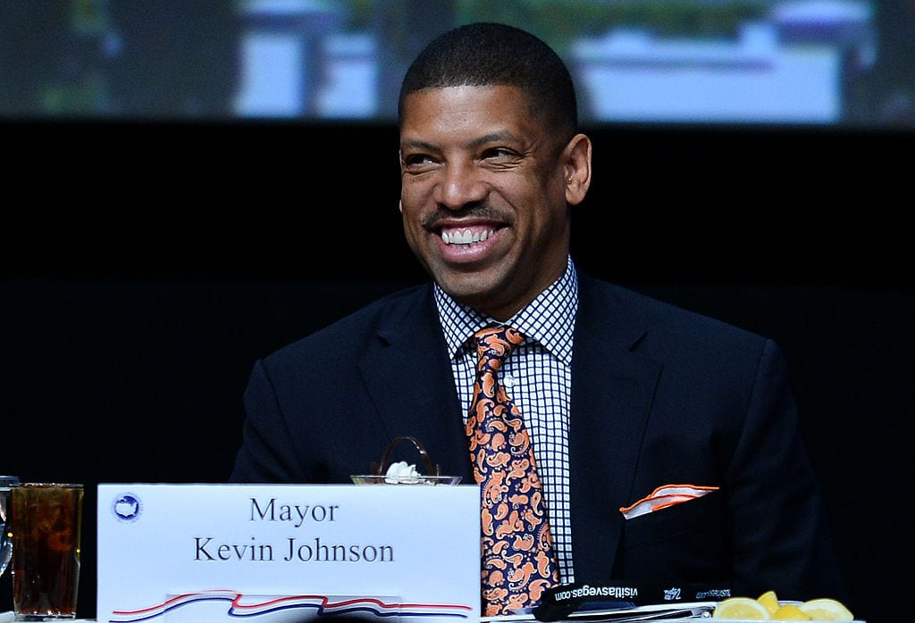 kevin johnson mayor of sacramento