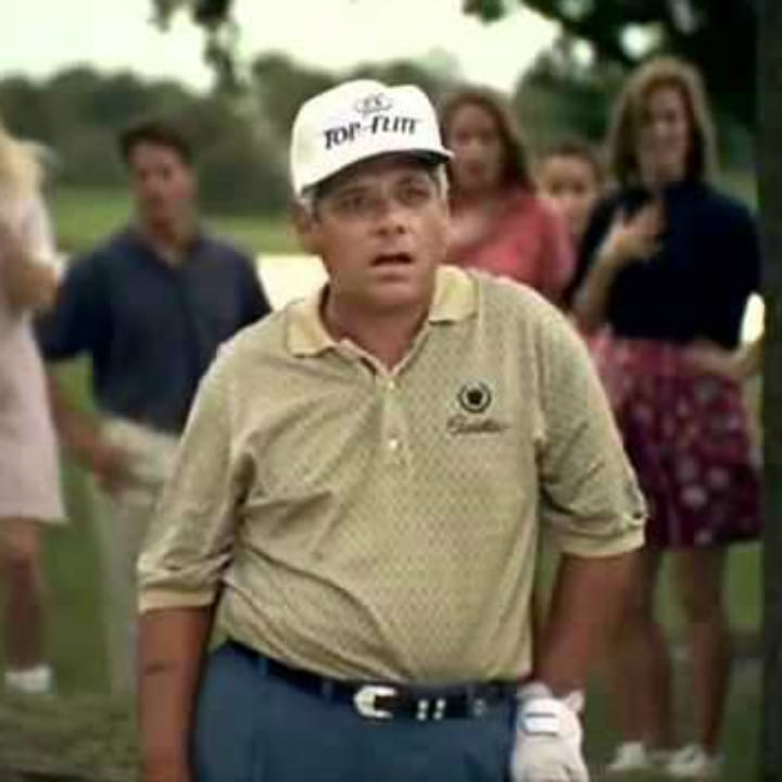 Lee Trevino in Happy Gilmore