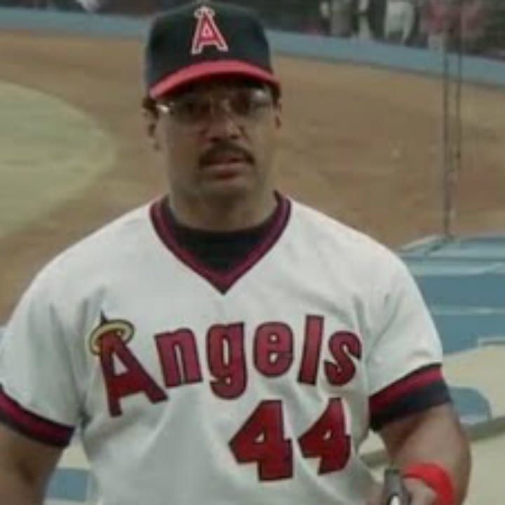 Reggie Jackson in Naked Gun