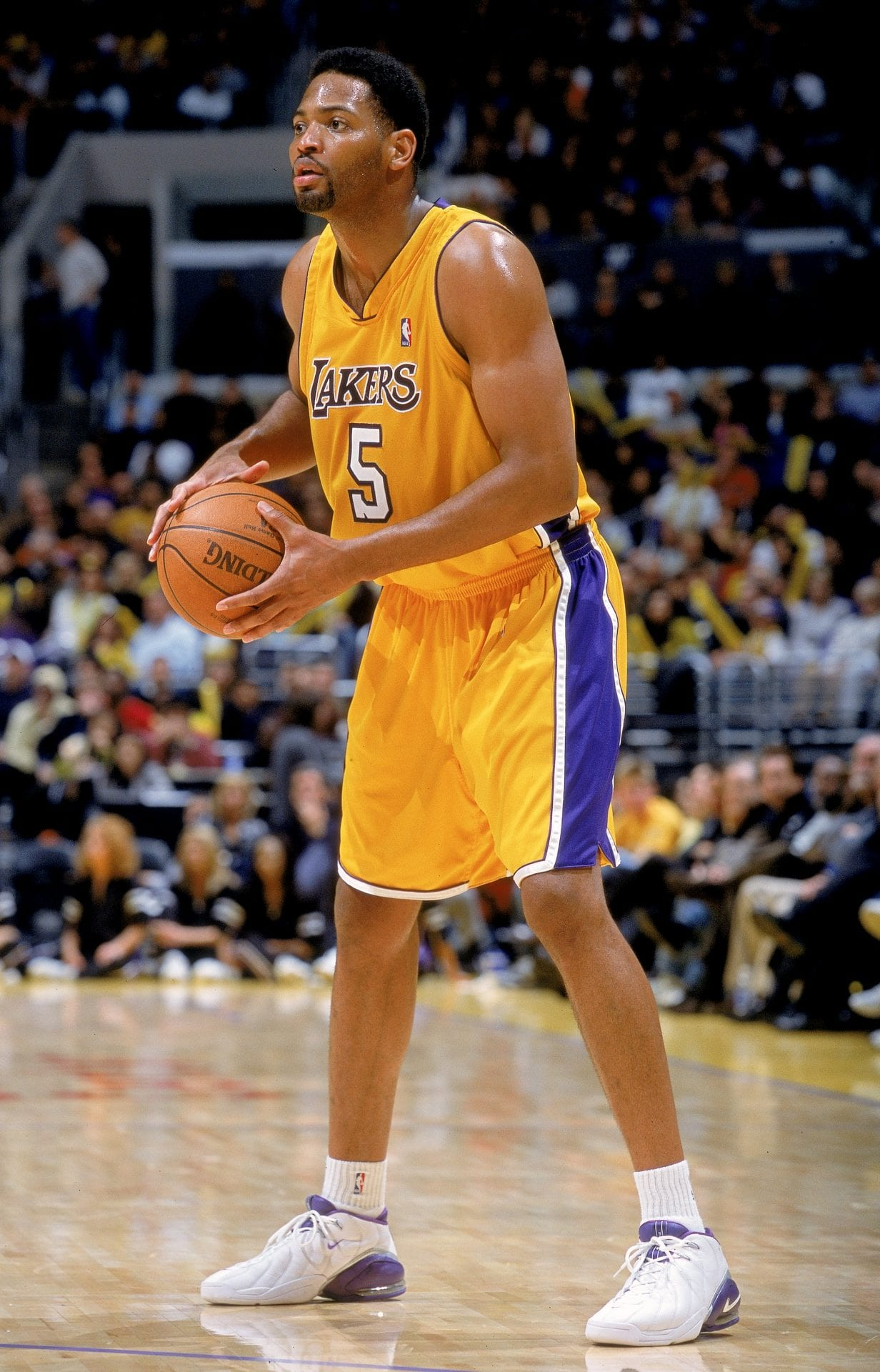 Robert Horry Los Angeles Lakers