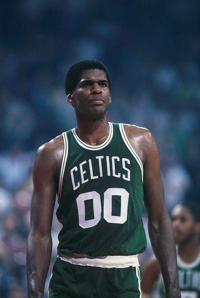 Robert Parish Boston Celtics