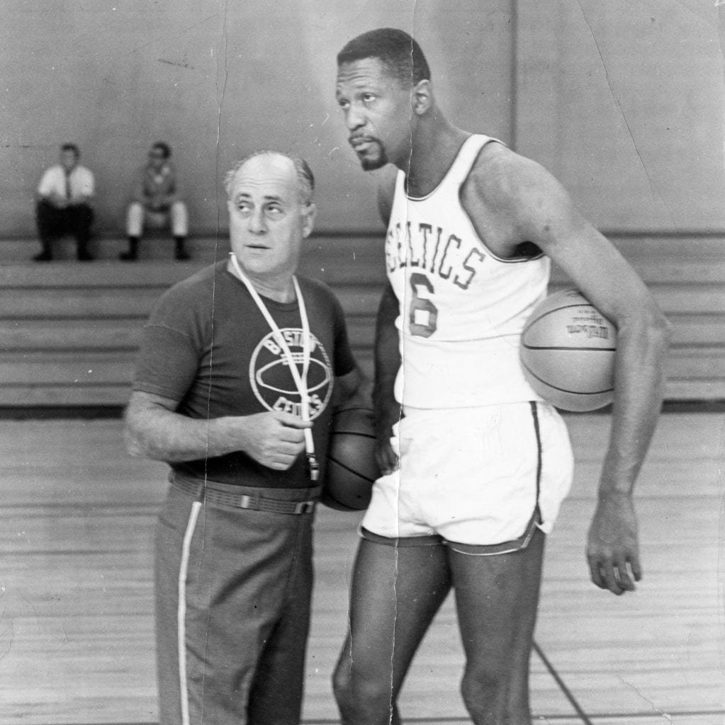 Bill Russell Boston Celtics