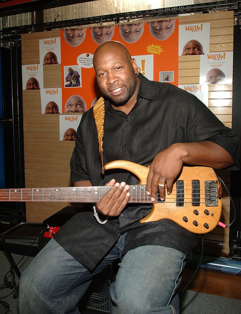 wayman tisdale nba player guitarist