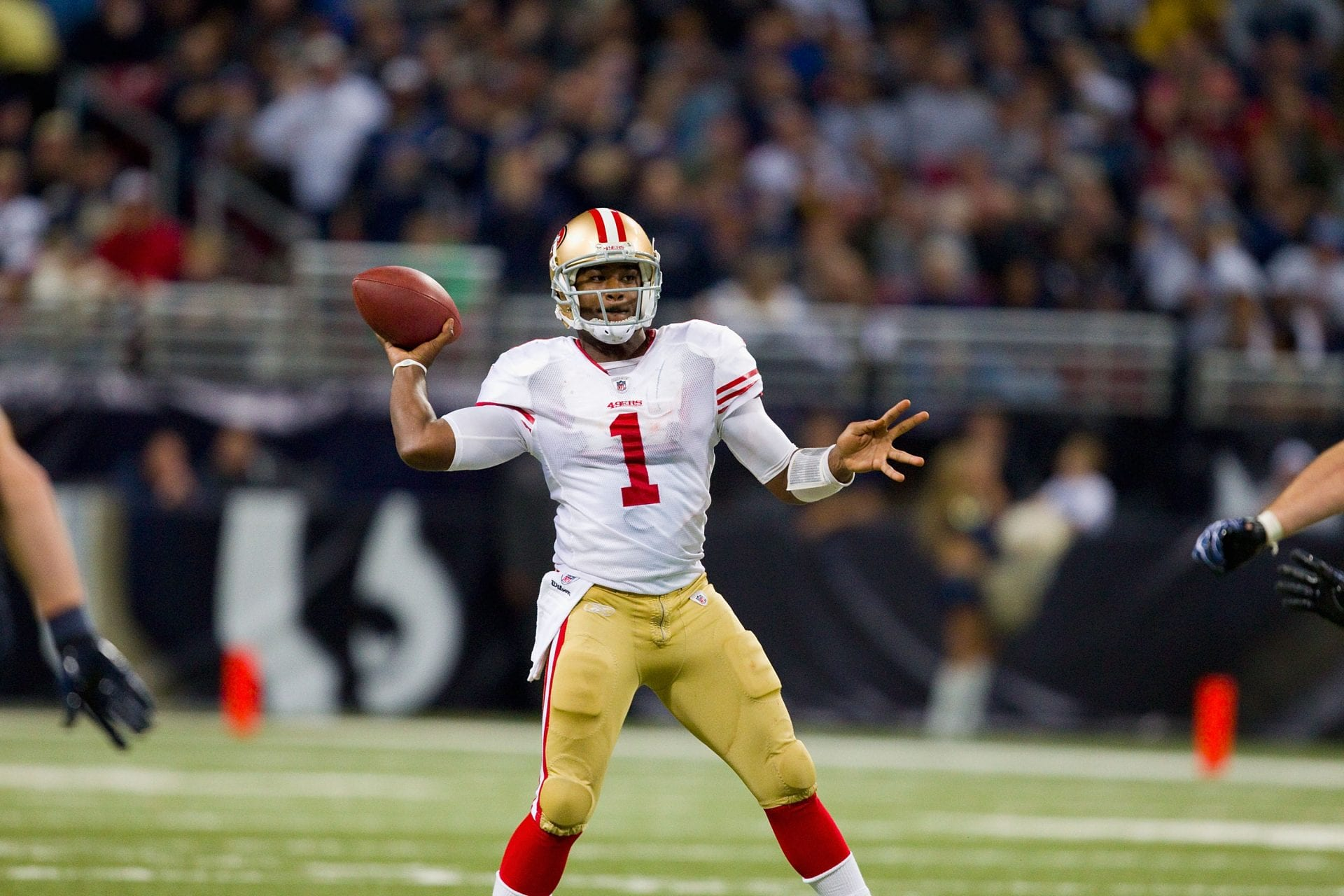 Troy Smith San Francisco 49ers