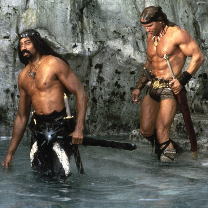 Wilt Chamberlain in Conan the Destroyer