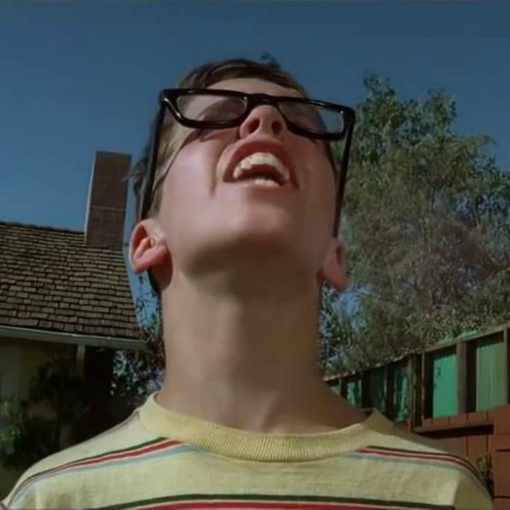 """Squints"" fin ""The Sandlot"""