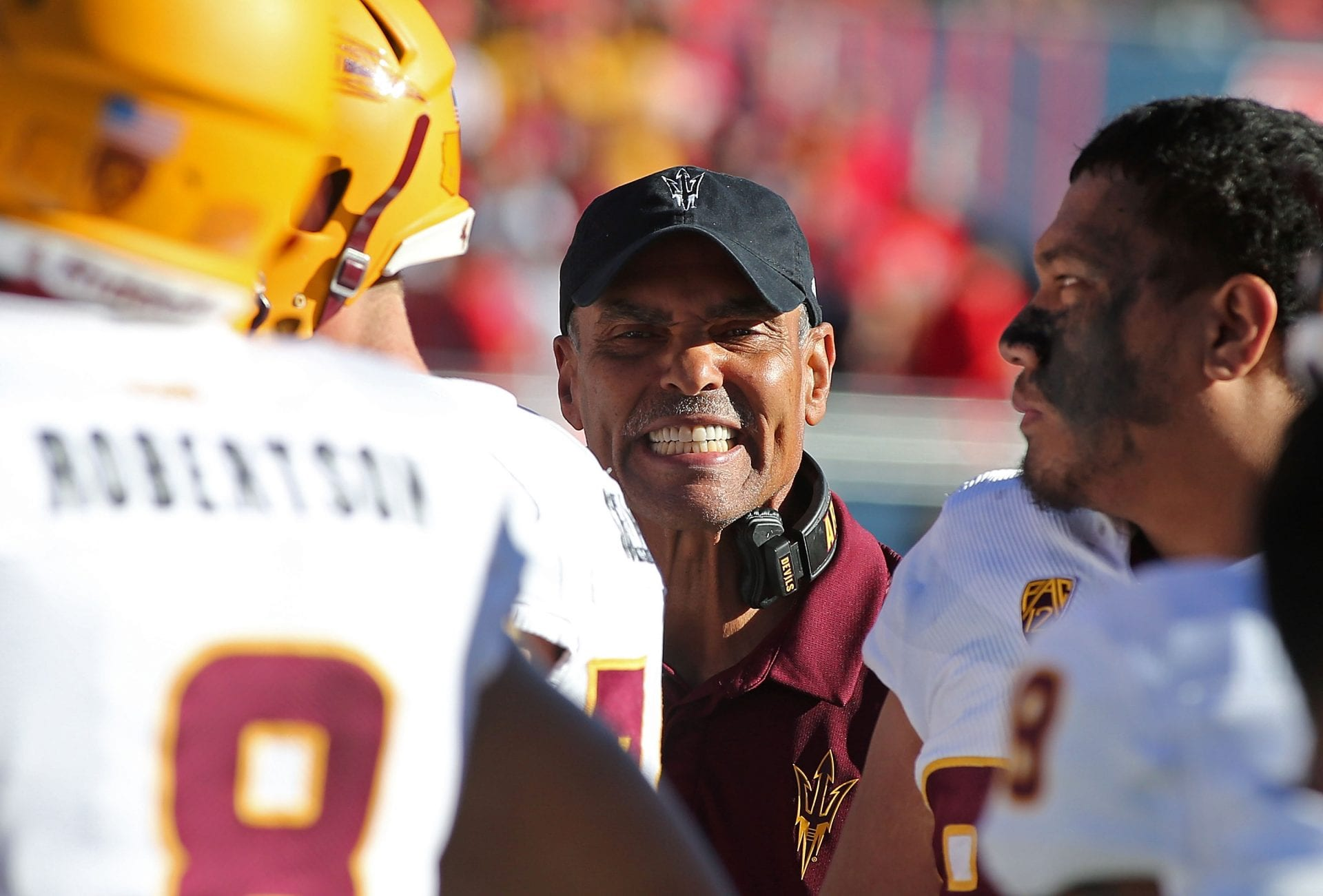 herm edwards arizona state