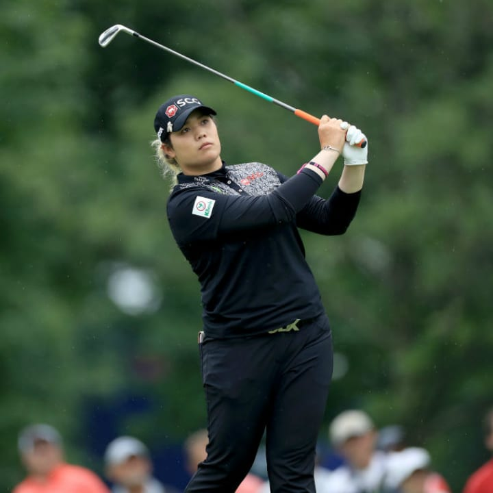 Ariya Jutanugarn net worth