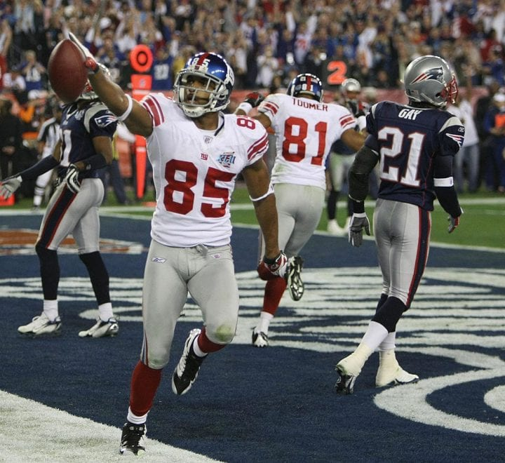 david tyree new york giants