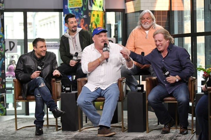 Deadliest Catch interview