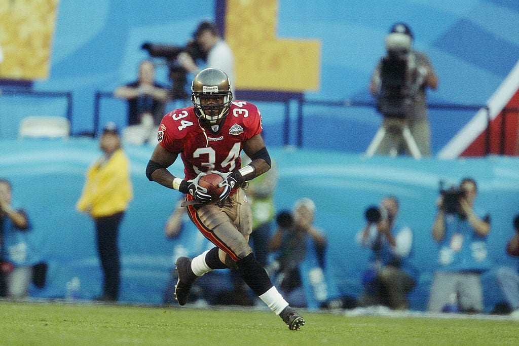 dexter jackson tampa bay bucs one-hit wonders