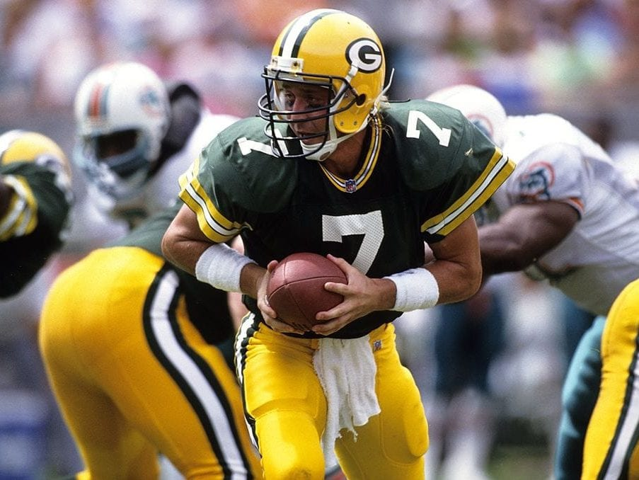 don majkowski green bay packers