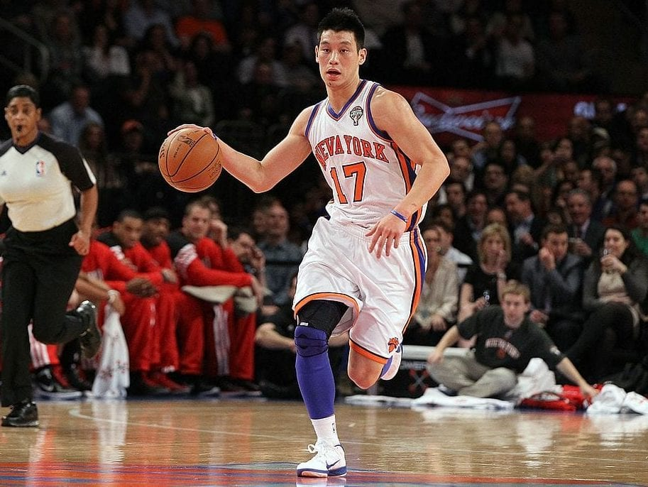 jeremy lin new york knicks