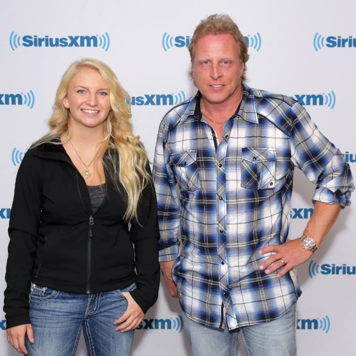 Mandy Hansen and Sig Hansen