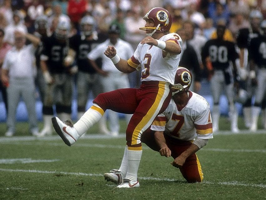 mark moseley washington redskins