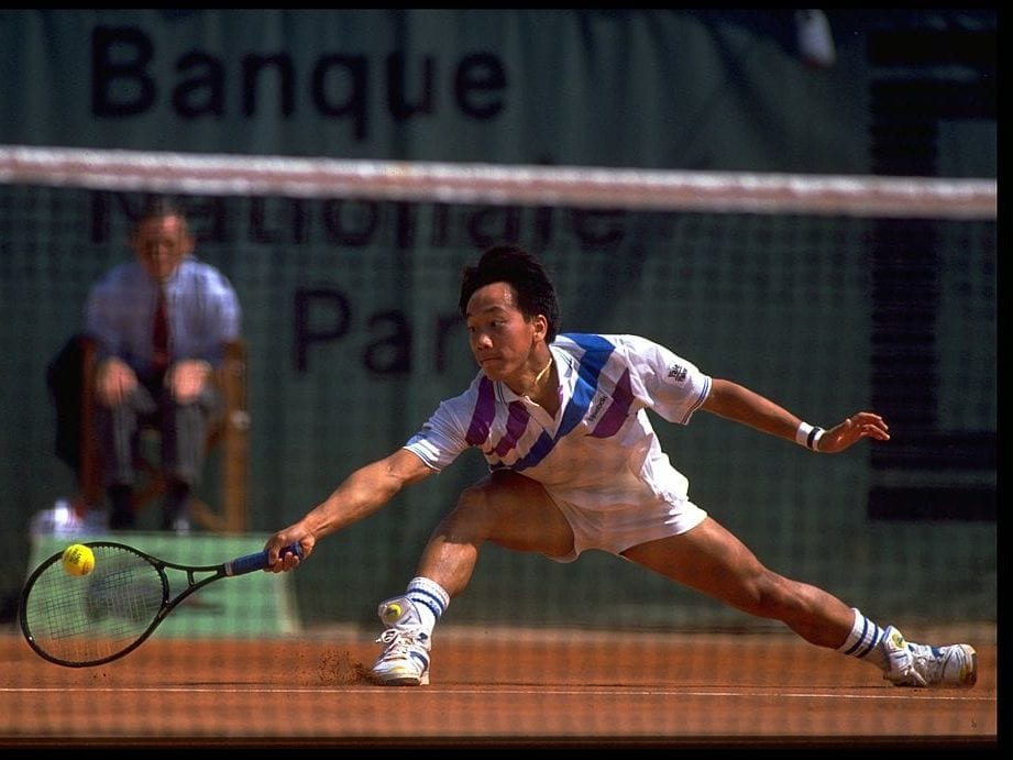 Michael Chang US Open