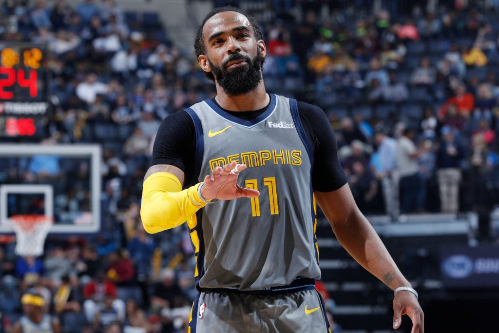 mike conley grizzlies