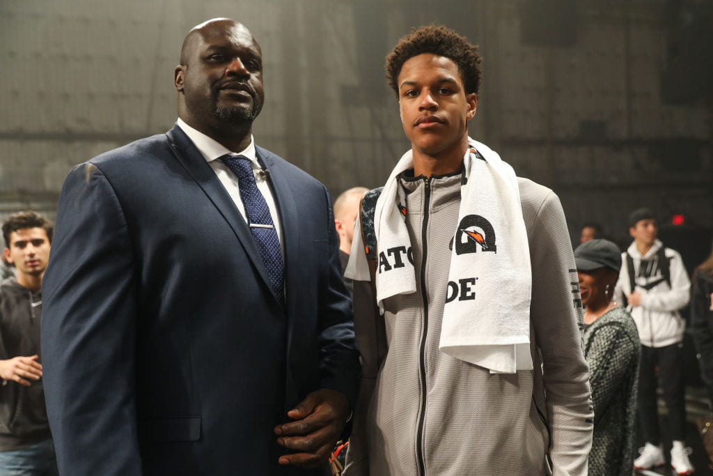 shareef oneal shaquille oneal