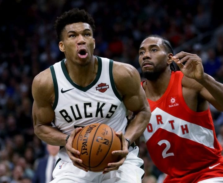 Milwaukee Bucks, Giannis Antetokounmpo