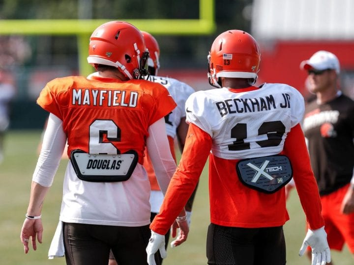 Mayfield and Beckham