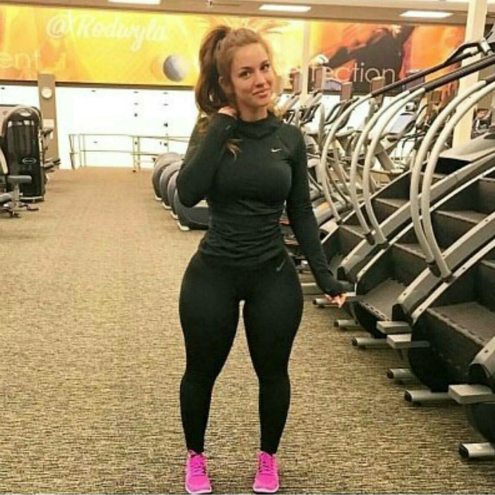 Funny gym photos