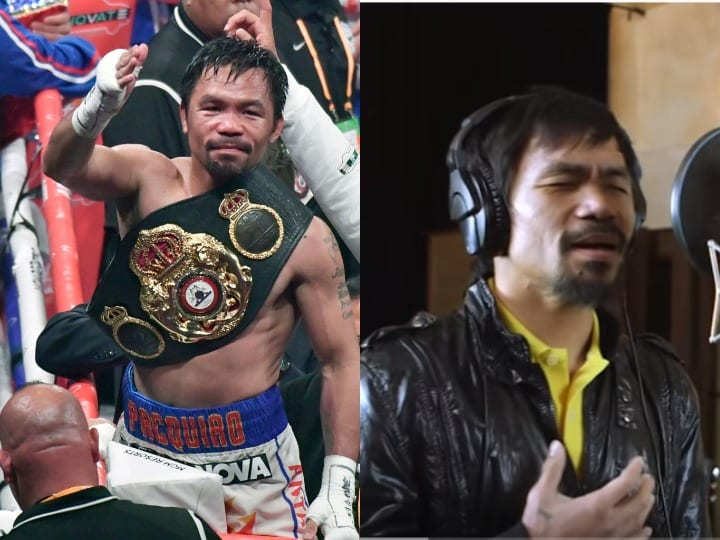 manny pacquiao boxing music