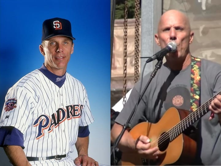tim flannery music, padres