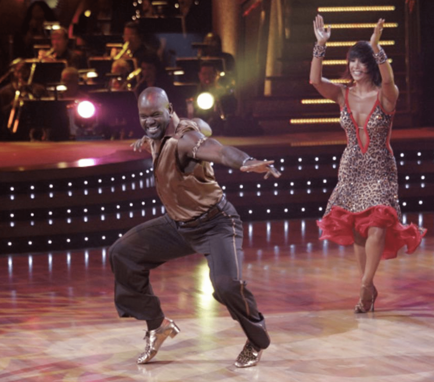 Emmitt Smith Dancing With the Cowboys
