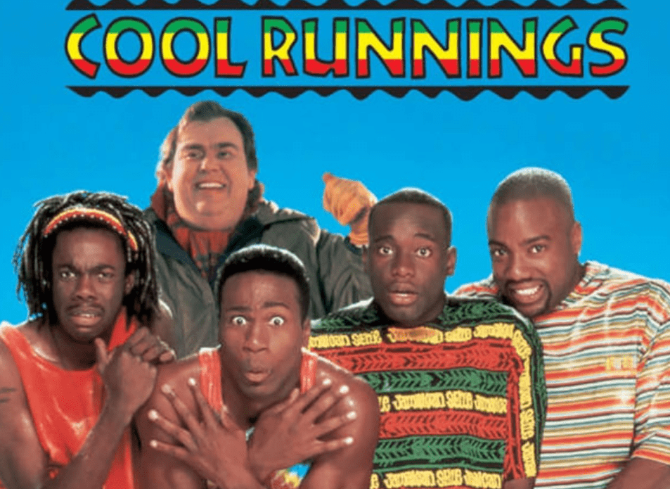 Cool Runnings bobsled team