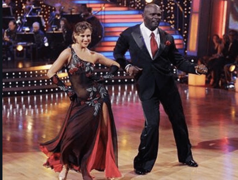 Lawrence Taylor Dancing With the Stars